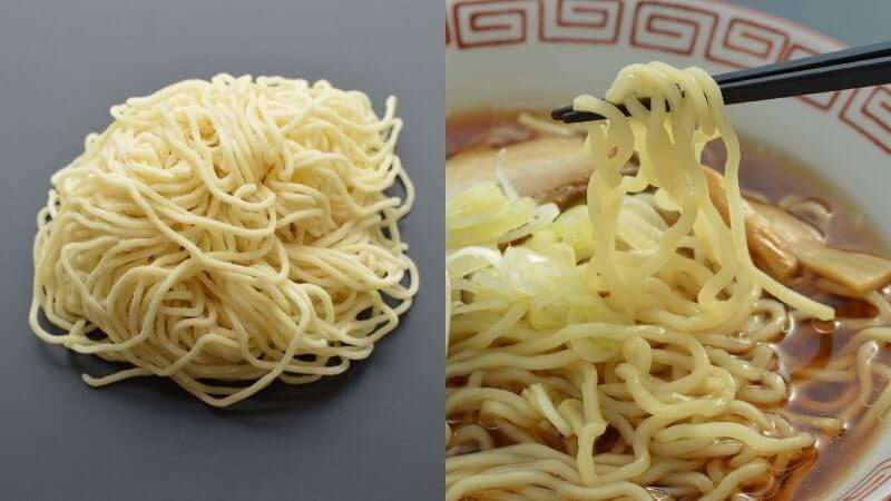 麺No.01「中華食堂」(2食・麺のみ)