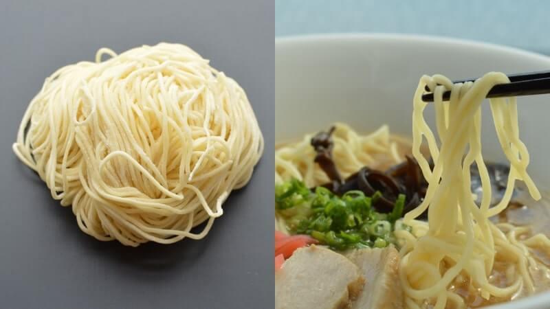 麺No.03「博多」(2食・麺のみ)