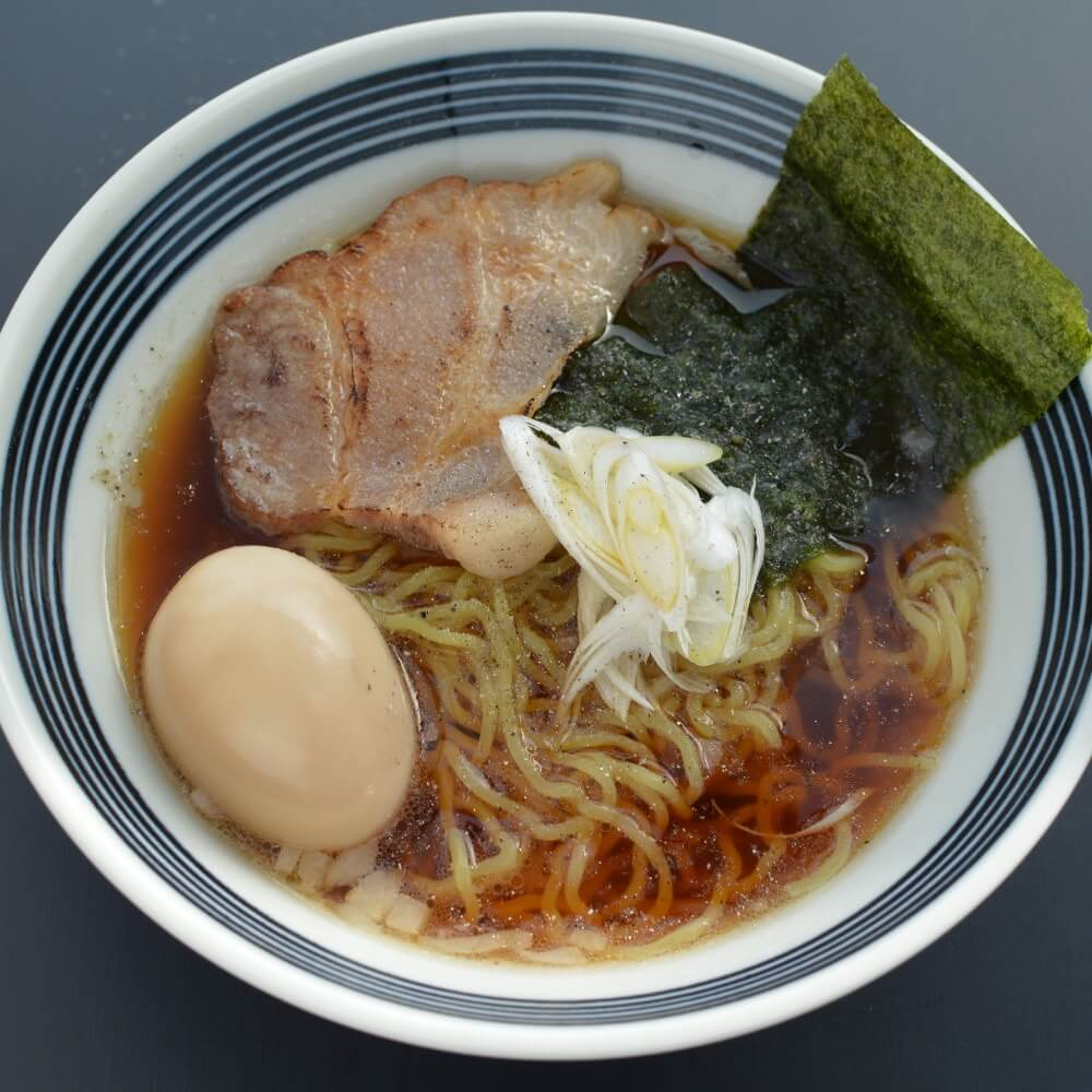 商品名:東京中華、中加水の細麺・ちぢれ麺のあっさり醤油ラーメン