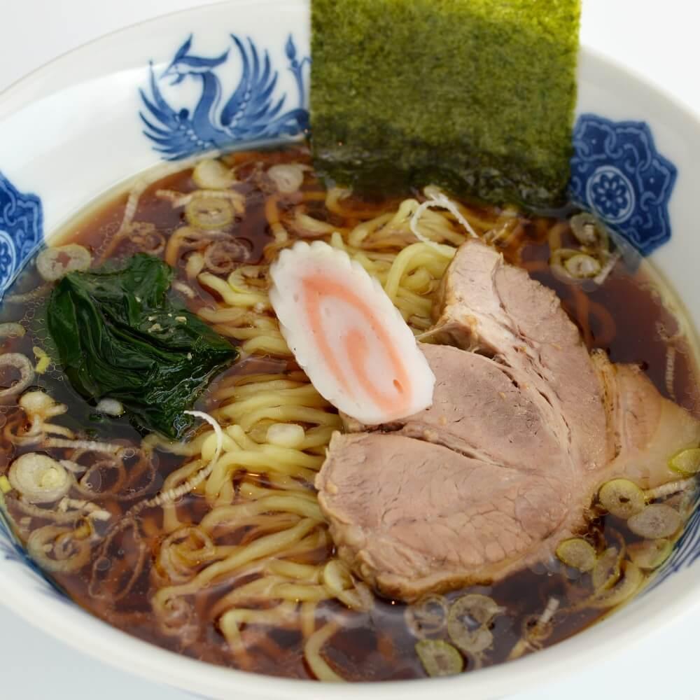 商品名:佐野、多加水 熟成の中太麺・手揉み麺の無化調醤油ラーメン