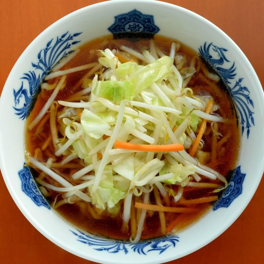 商品名:太もみ、多加水 熟成の太麺・手揉み麺のあっさり醤油ラーメン