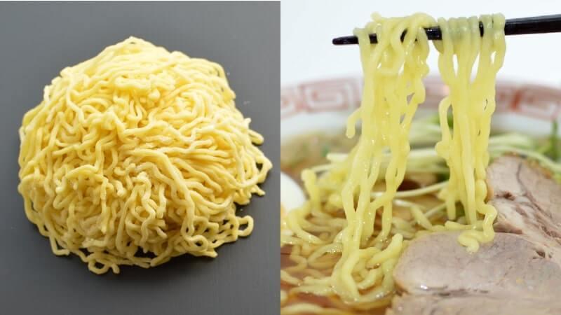 麺No.25「屋台」(2食・麺のみ)