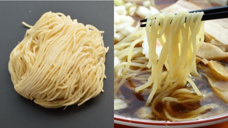 麺No.27「卵麺」(2食・選べるスープ付)