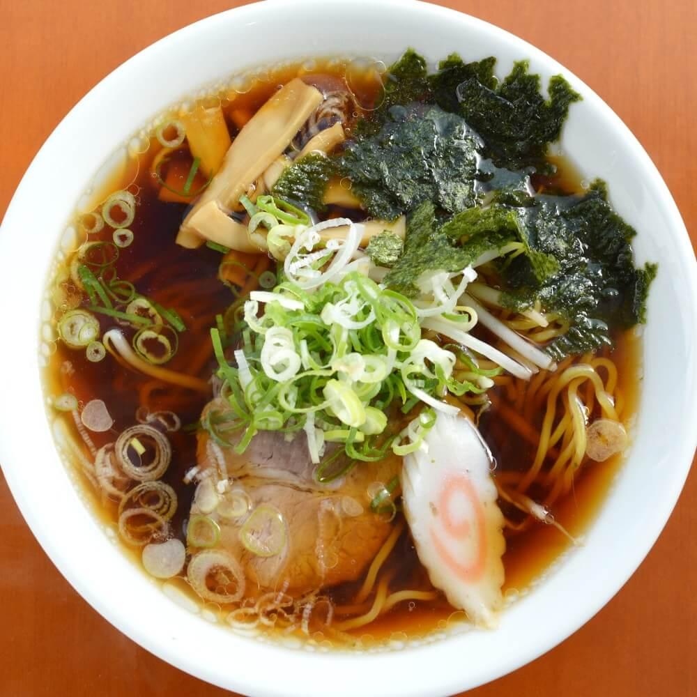商品名:ぷりぷり、多加水 熟成の細麺・ストレート麺のこくうま醤油ラーメン