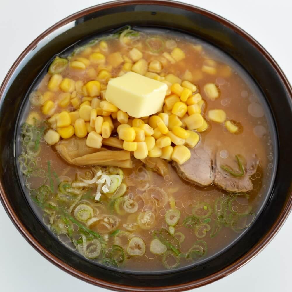 商品名:太札幌、多加水 熟成の平打ち太麺・ちぢれ麺の味噌ラーメン